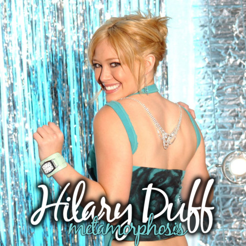 Coverlandia - The #1 Place for Album & Single Cover's ... Hilary Duff Metamorphosis