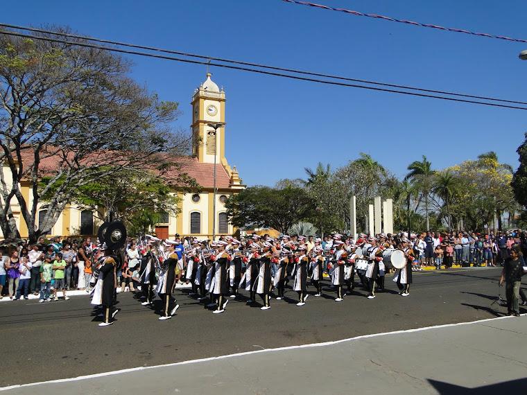 FANFARRA MUNICIPAL DE PEDREGULHO