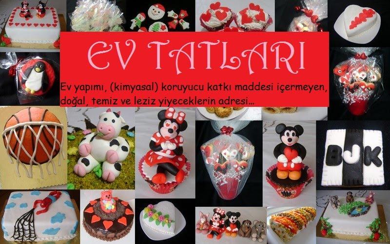 EV TATLARI