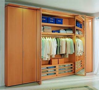Jm muebles closet for Catalogo de closets