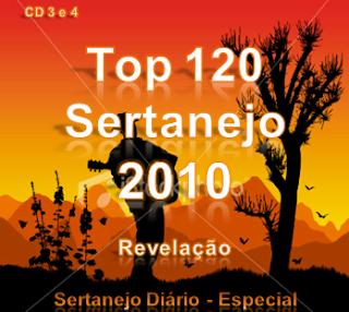 Sertanejo 2010 CD 3 e 4 - Revelação (Especial) 2011