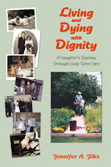 Living and Dying with Dignity - my book is out