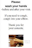 Hand Washing Poster (PDF)