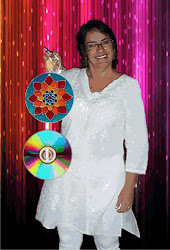 Mandalas de cd e dvd