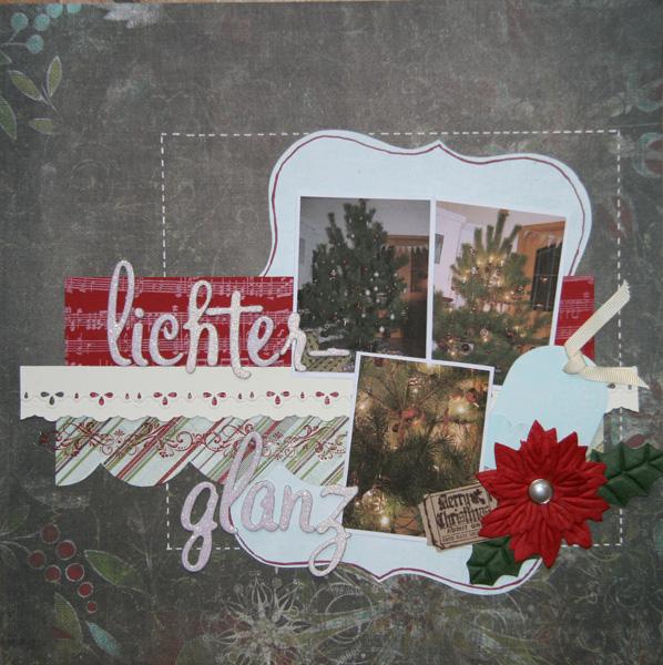 unser adventskalender lichterglanz am weihnachtsbaum. Black Bedroom Furniture Sets. Home Design Ideas