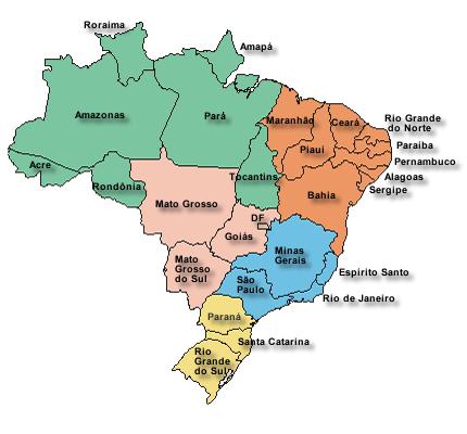 mapa do brasil completo semblance