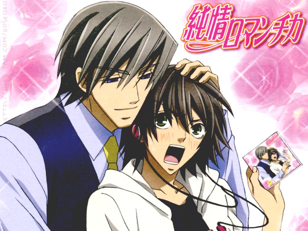 Ani-Mangas: Junjou Romantica Online!