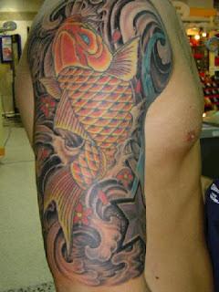 Koi Fish Tattoos-------11111----------