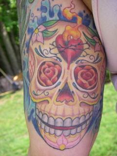 Skull Tattoos Pictures################################