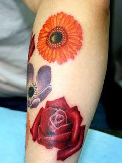 Flower Tattoos2==================000000000000000
