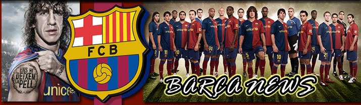 F.C Barcelona Blog