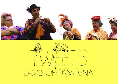Tweet Twig's Ladies of Pasadena