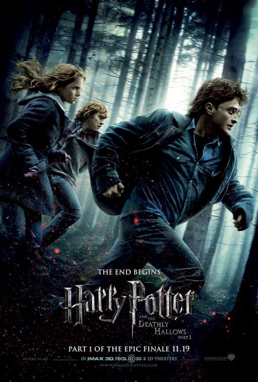 harry potter and the deathly hallows part 1 movie mistakes. Harry Potter And Deathly