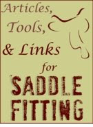 Saddle Fit & Tack Help Center