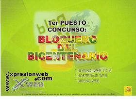 Bloguero del Bicentenario