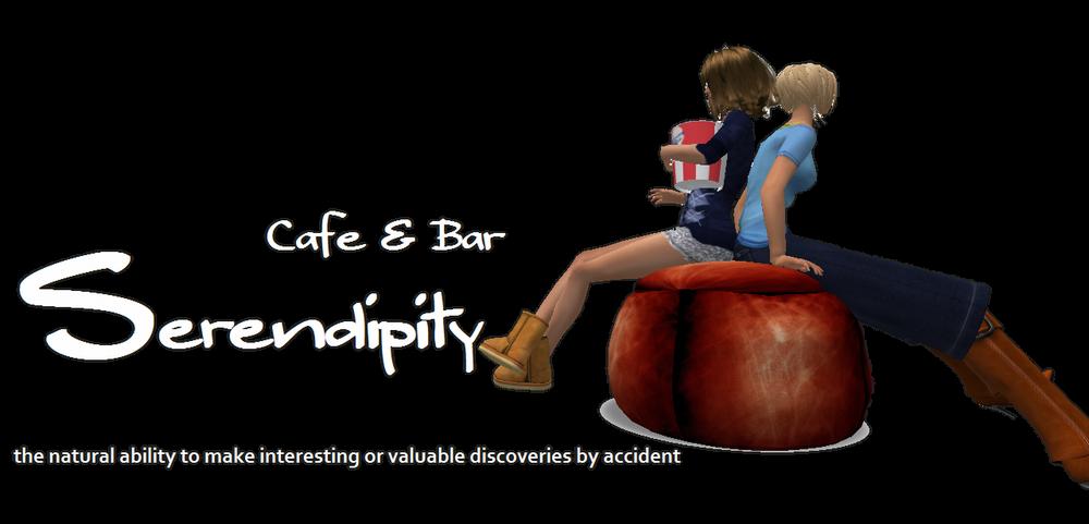 cafe&bar serendipity