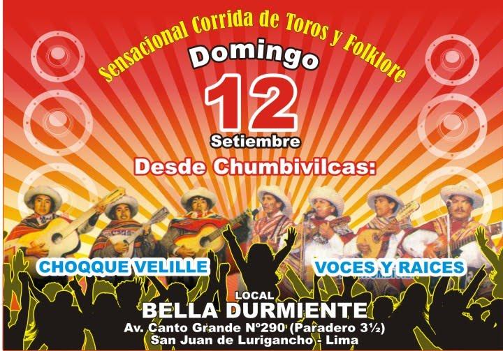 Evento Cultural en Lima