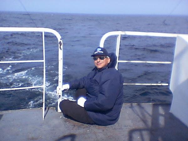 Conociendo directamente el oceano y la pesca