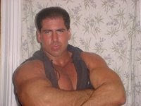 My trainer: Tony DiCostanzo