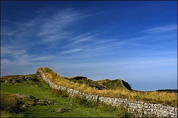 autumn at Hadrian's Wall