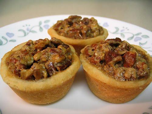 very first Portal 2 BLC: Ellen McLain's own recipe for Pecan Tassies ...