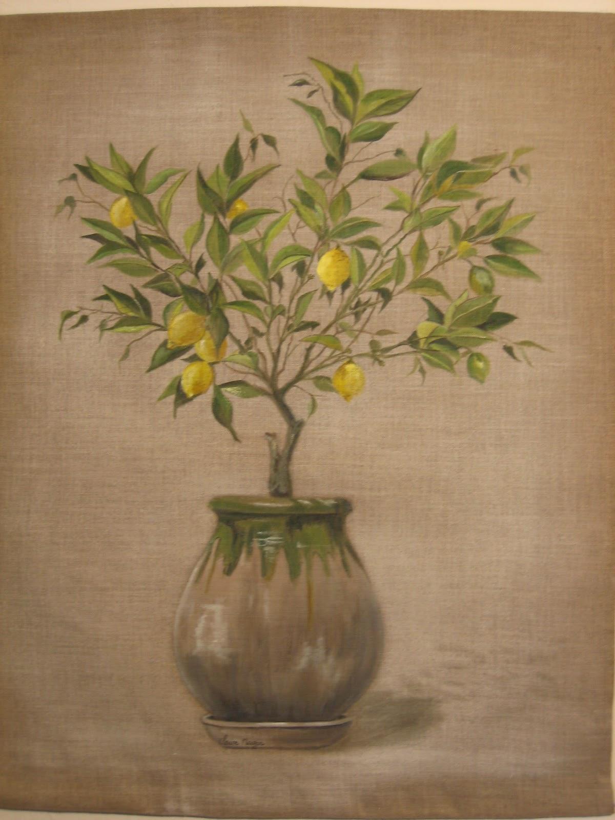 Lin toiles de lin l 39 atelier de kerguelion - Entretien laurier rose en pot ...