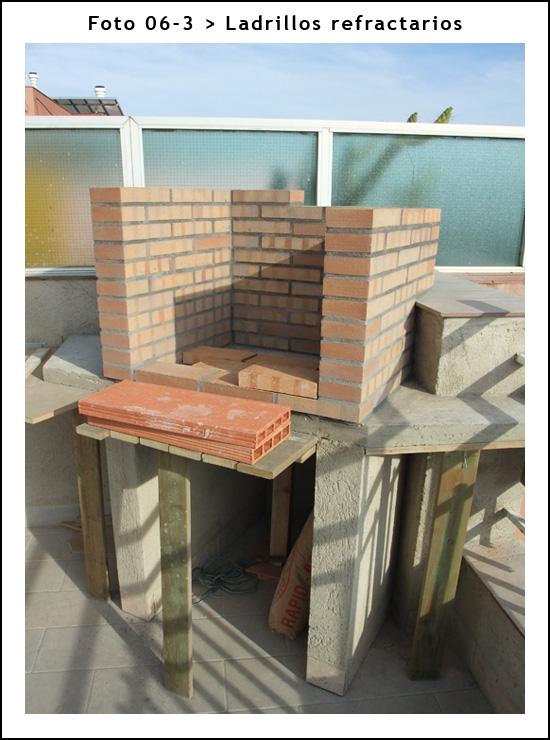 Blog de refohabit reformar piso en barcelona reformas - Como hacer una barbacoa paso a paso ...