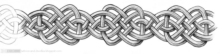 Celtic Armband Tattoo Designs