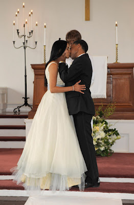 victoria rowell amp radcliff bailey get hitched