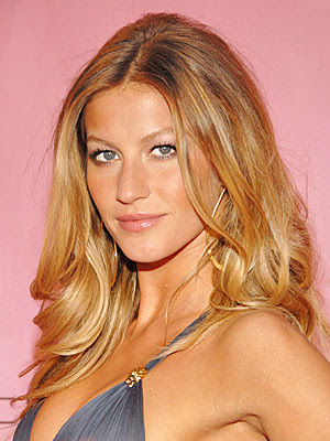 gisele bundchen hair. gisele bundchen hair color