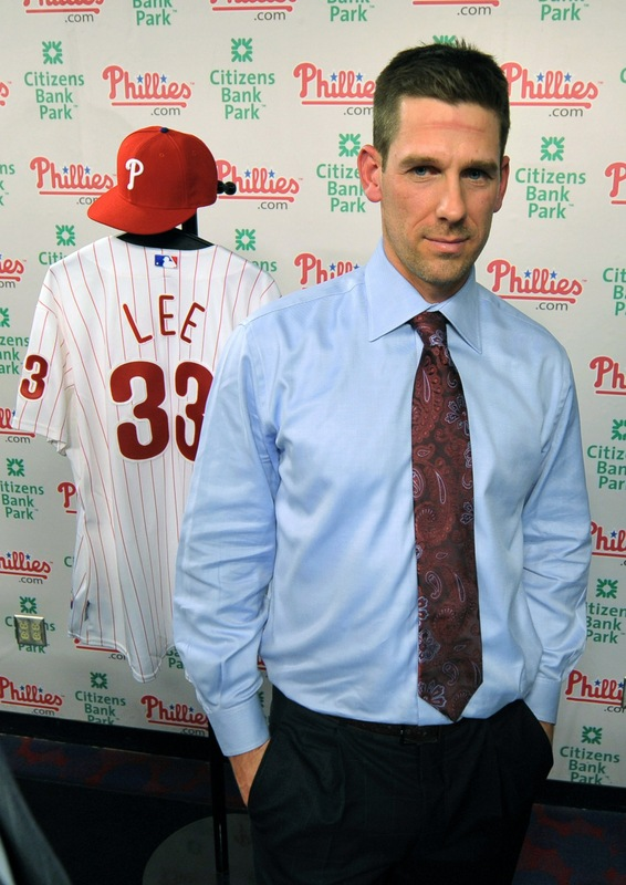 cliff lee phillies wallpaper. the money Cliff Lee walked