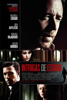 Intrigas de Estado – Dublado