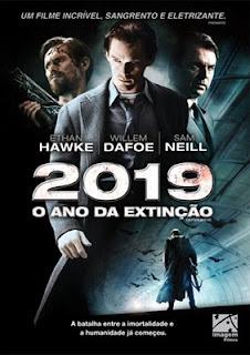 2019 – O Ano da Extinção – Dublado – HD Blu-Ray