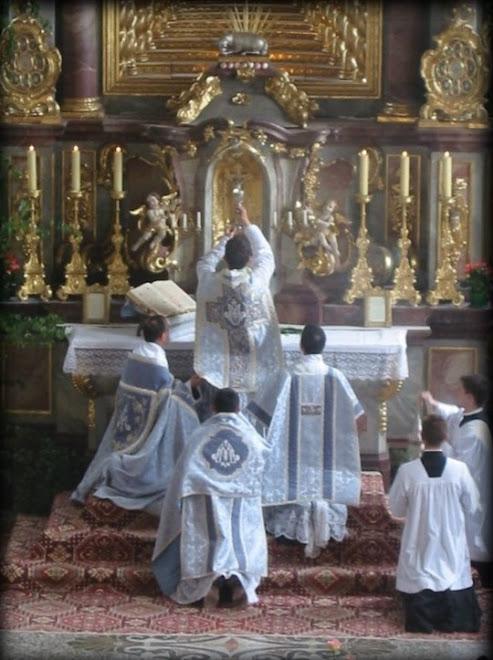 Santa Misa Tridentina