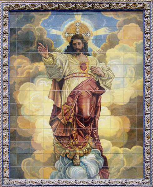 ¡SAGRADO CORAZÓN DE JESÚS, REINAD EN ESPAÑA Y EN EL MUNDO ENTERO!
