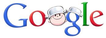 Doodle Google Menino Maluquinho