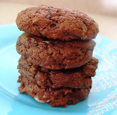 Leenee's Sweetest Delights: Chocolate Peppermint Patty Cookies