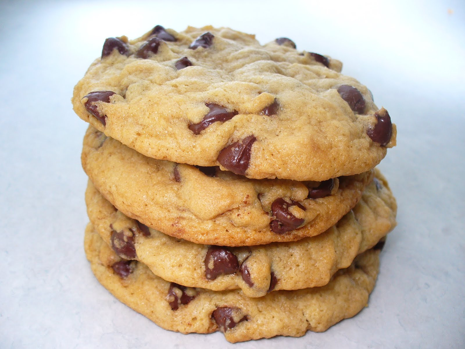 Leenee's Sweetest Delights: Thick and Chewy Chocolate Chip ...
