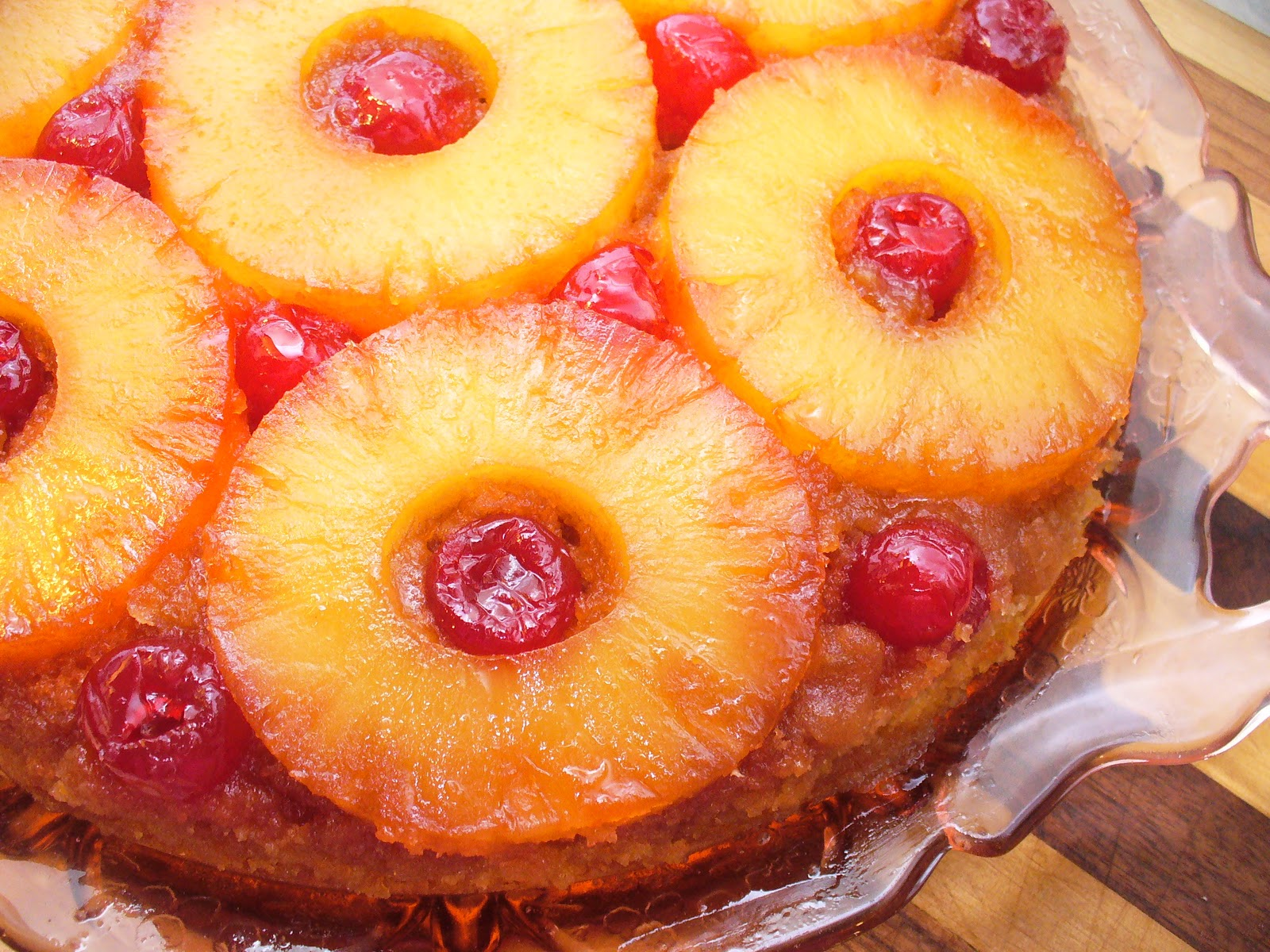 Leenee's Sweetest Delights: Pineapple Upside-Down Cake