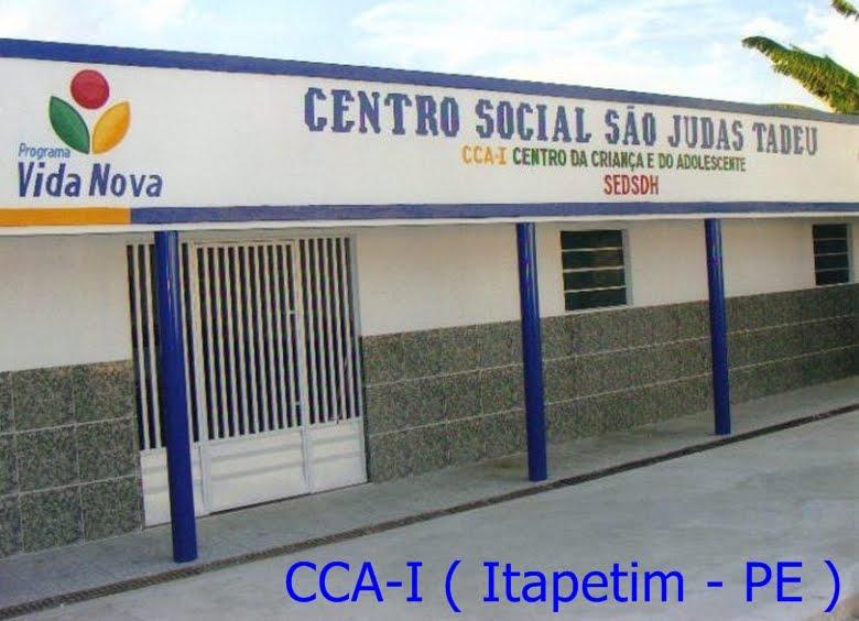 CCA-I ( Itapetim - PE )