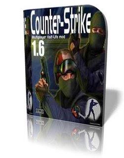 Новый патч no steam для Counter-Strike 1.6 обновляющий игру до версии 36 + мен