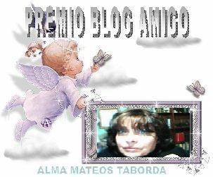 """Premio Blog Amigo"""