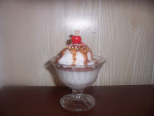 ICE CREAM SUNDEA CANDLE