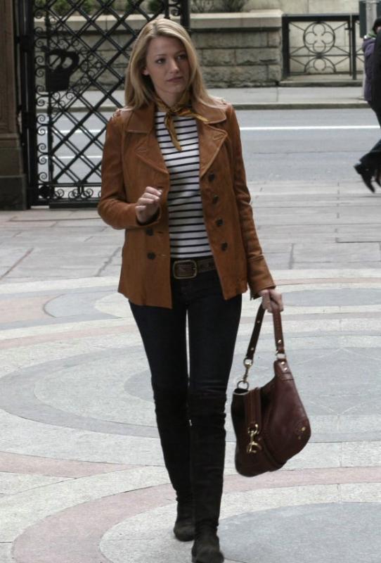Fashion Director Favorite Serena Van der Woodsen Looks GG Season 1