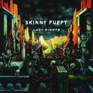 FINALLY, Skinny Puppy's Last Rights album, which in my opinion, ...