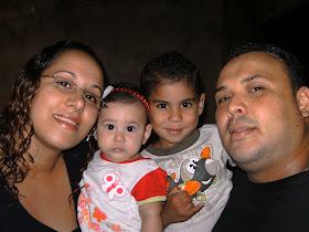 Minha família!!!!