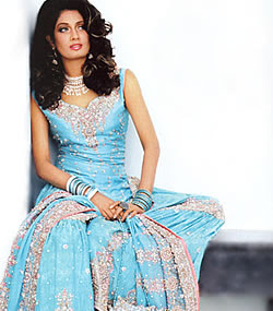 Bridal dresses pakistani designersTekken Movie Christie Kiss