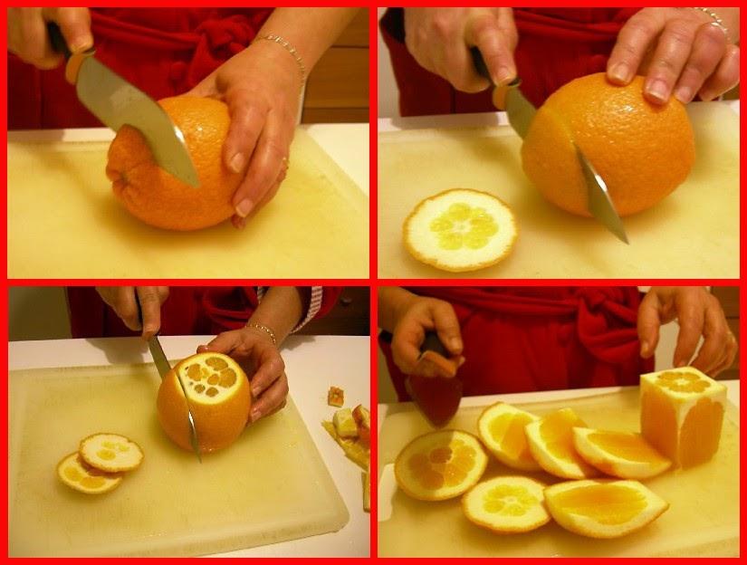 Laura in cucina scorzette di arancia candite for Si riportano in cucina