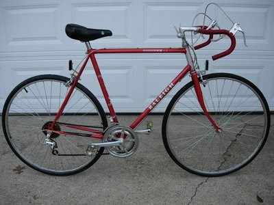 Bicycles Road on Vic S Classic Bikes  80s Vintage Raleigh Capri 58cm  300 00 Sold