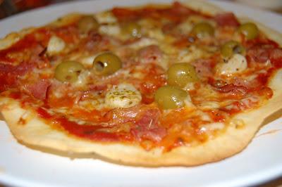 Тесто без глютена для пиццы рецепт